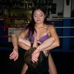 Mistress Amrita Wrestling Canada