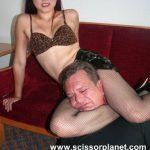 Mistress Amrita Wrestling Scissorplanet