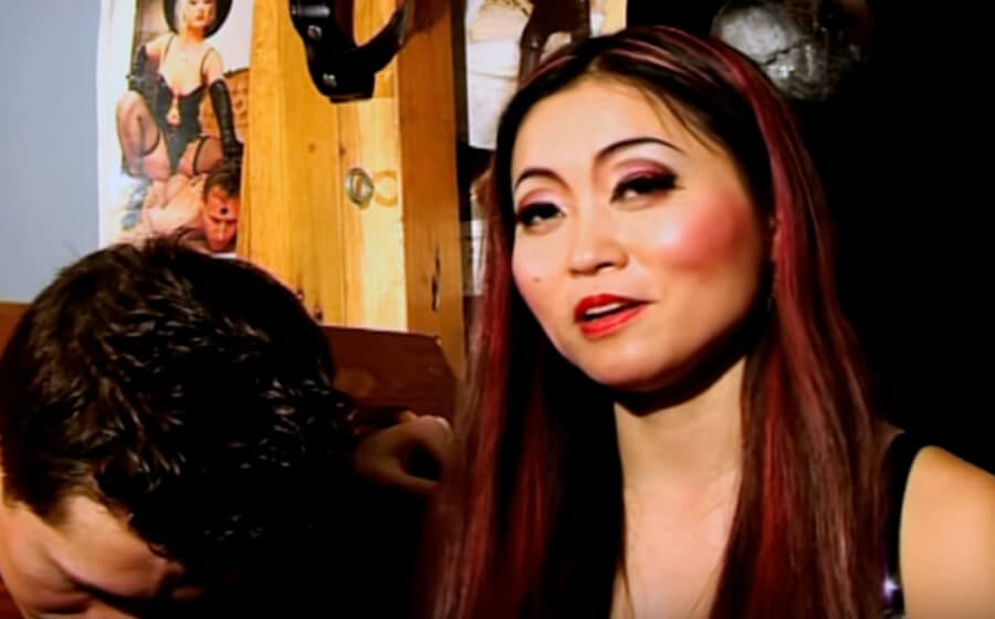 Interview with Mistress Amrita by Ash at London Dungeon Hire in 2010