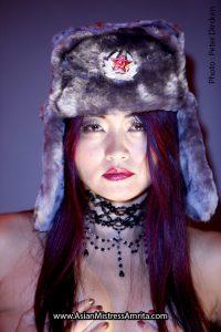Mistress Amrita Russian Hat
